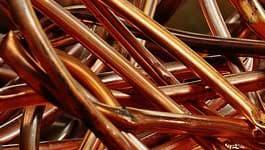 Ankauf von Kupfer