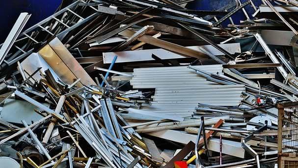 Aus alt mach neu - Aluminium Schrott Recycling