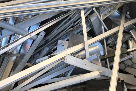 Aluminium Beispiel Sorte 2