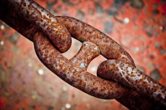 Eisen Beispiel Eisenkette