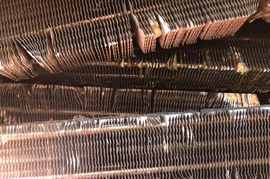 Kupfer als Kupferkühler
