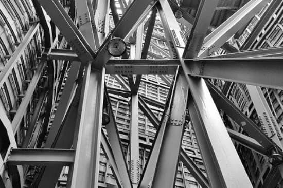 Stahl als Baumaterial für Stahlträger